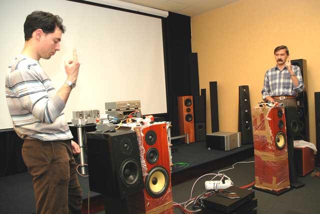 Звучание конденсаторов в фильтрах акустических систем - статья