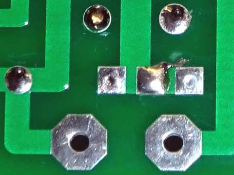 Усилитель наушников в классе А с однотактным выходом на промышленной плате