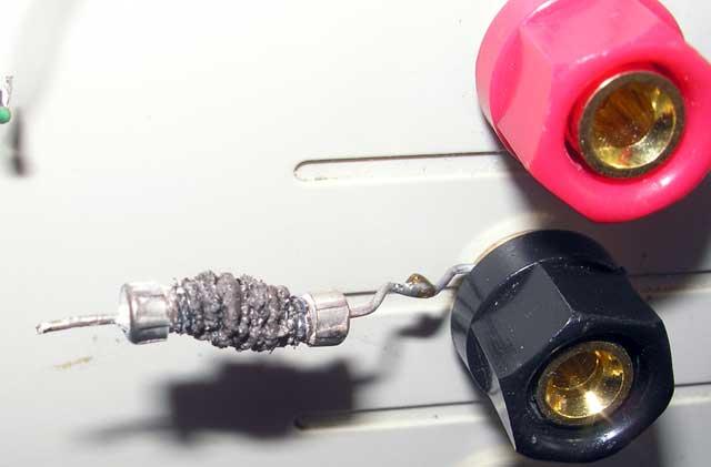 Сравнение мощных резисторов