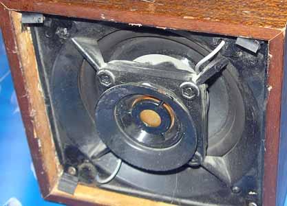 Монитор из колонки 6АС-2: Простая самодельная активная колонка