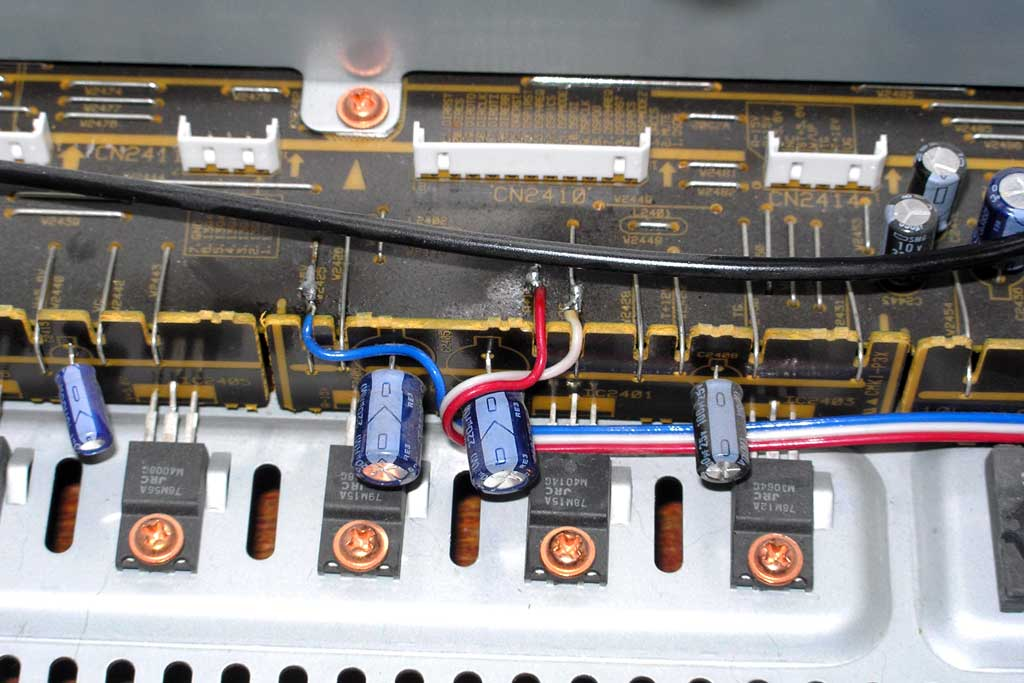 Биампинг фронтальных каналов ресиверов Pioneer