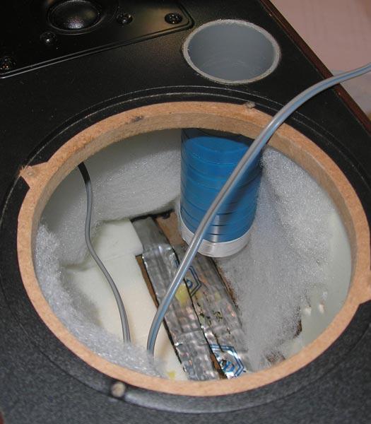 Доработка колонок Микролаб СОЛО-1
