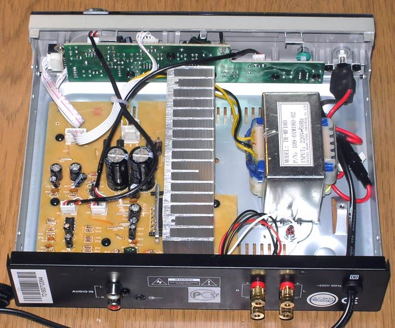 Обзор и доработка мультимедийной системы Top device TD 180/2.0