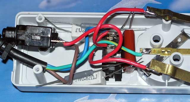 Ремонт сетевого фильтра своими руками
